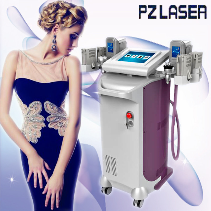 Hot Promotion!!! Clinic/salon/spa Use Body Slimming Cryolipolysie Lipolaser Cavitation Equipment&machine!!! Rf Equipment